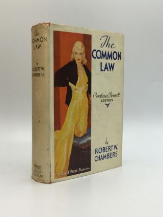 THE COMMON LAW. Robert W. Chambers