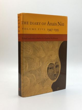 THE DIARY OF ANAIS NIN, Volume V: 1947-1955. Anais Nin