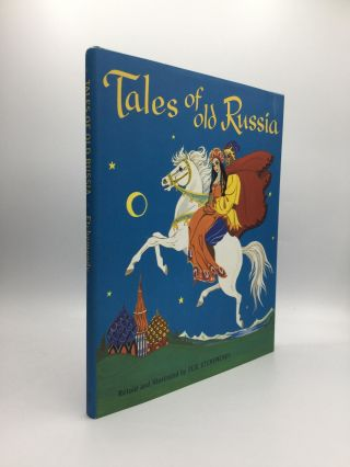 TALES OF OLD RUSSIA. Teje Etchemendy
