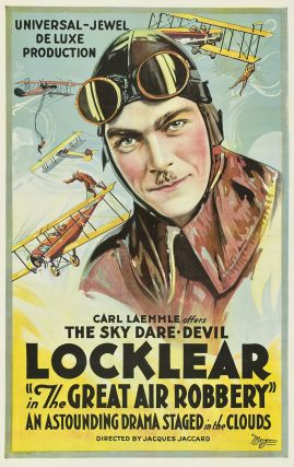 ORMER LOCKLEAR ARCHIVE. Aviation