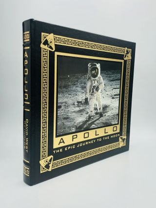 APOLLO: The Epic Journey to the Moon. David West Reynolds
