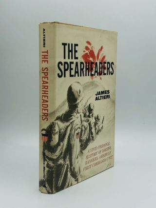 THE SPEARHEADERS. James Altieri