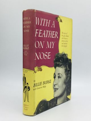 WITH POWDER ON MY NOSE. Billie Burke, Cameron Shipp