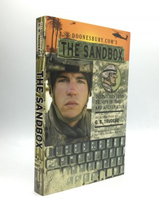 Doonesbury.com's THE SANDBOX: Dispatches from Troops in Iraq and Afghanistan. David Stanford