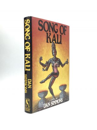 SONG OF KALI. Dan Simmons