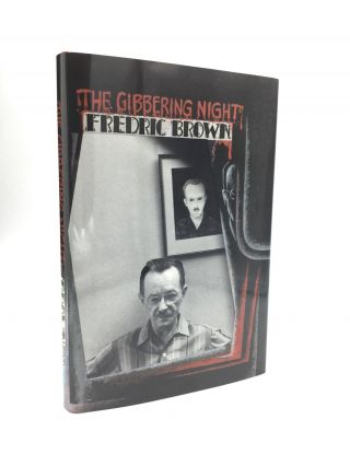 THE GIBBERING NIGHT. Fredric Brown