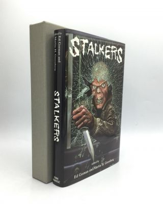 STALKERS: All New Tales of Terror and Suspense