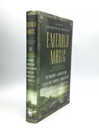 EMERALD MAGIC: Great Tales of Irish Fantasy. Andrew M. Greeley