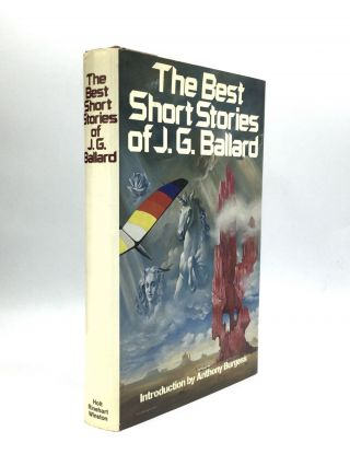 THE BEST SHORT STORIES OF J.G. BALLARD. J. G. Ballard