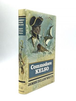 COMMODORE KELSO. James Dillon White, Stanley White