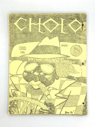 CHOLO: Issue 3