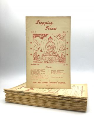 STEPPING STONES. Buddhism