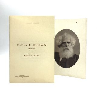 MAGGIE BROWN: Poematic