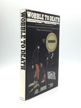 WOBBLE TO DEATH. Peter Lovesey