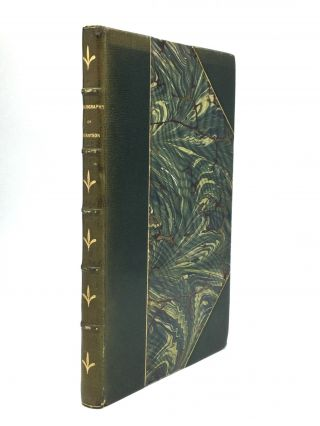 THE BIBLIOGRAPHY OF TENNYSON: A Bibliographical List of the Published and Privately-Printed...