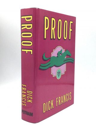 PROOF. Dick Francis