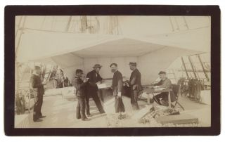 ORIGINAL PHOTOGRAPHS FROM THE 1889-90 SURVEY OF THE LOWER CALIFORNIA BY THE U.S.S. RANGER....
