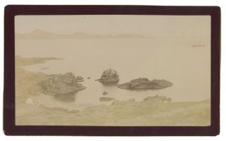 ORIGINAL PHOTOGRAPHS FROM THE 1889-90 SURVEY OF THE LOWER CALIFORNIA BY THE U.S.S. RANGER