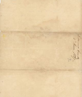AUTOGRAPH LETTER SIGNED BY HARVARD PRESIDENT EDWARD EVERETT