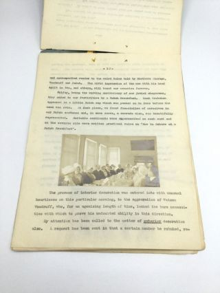 TURN OF THE CENTURY FRIENDSHIP CLUB REPORTS