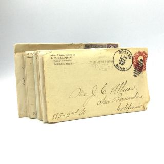 LETTERS OF A CALIFORNIA WOMAN TO HER BROTHER CONCERNING FAMILY HEALTH ISSUES