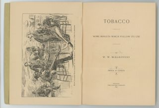 TOBACCO: Some Results Which Follow Its Use
